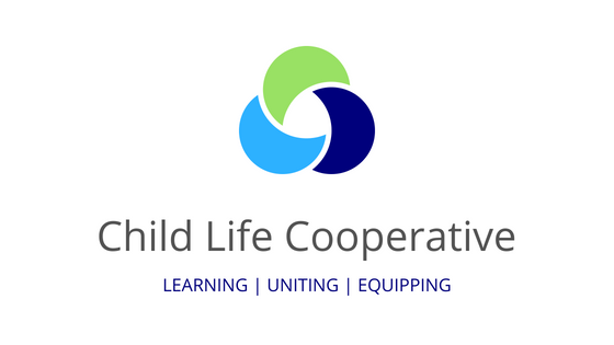 Child Life Cooperative Website Banner